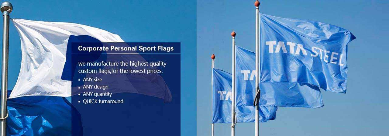 we manufacture the highest quality custom flags,for the lowest prices.