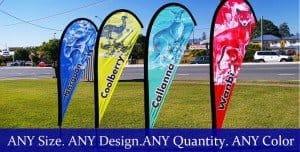cheap teardrop flag teardrop flags melbourne teardrop banners gold coast teardrop advertising banners