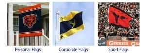 custom flags free design double sided or single sided custom printed flag