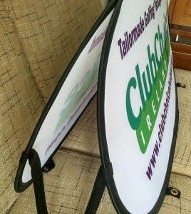 Free Design Free Design Sideline A Frame Signs Frame Banner Banner Frame