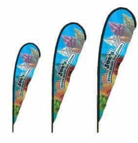 cheap teardrop flag teardrop flag printing teardrop flags perth teardrop advertising banners