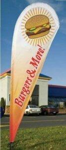 cheap teardrop flag teardrop flag printing teardrop flags officeworks teardrop advertising banners