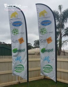 cheap custom feather flags with pole banners on the cheap small feather flags feather flags