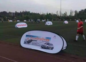 how to make outdoor banner stand horizontal a frame banner stand pop out banner pop up a frame banner