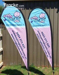 cheap teardrop flag teardrop flags nz teardrop flags officeworks teardrop advertising banners