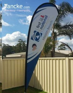 cheap teardrop flag teardrop flags online teardrop banners gold coast printed teardrop flags