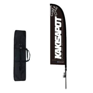 6 foot feather flags advertising flag banners and signs flutter flags banners teardrop flags online