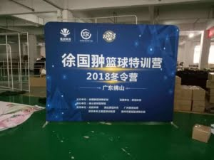 tension fabric display tension fabric exhibition stands fabric pop up display backdrop pop up banner
