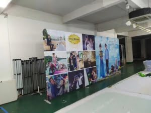 tension fabric backdrop stand tension fabric material tension fabric backdrop backdrop pop up banner