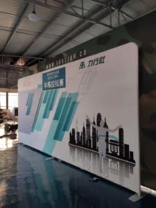 tension fabric backdrop stand what is tension fabric made of tension fabric display booths quick fabric pop up banner