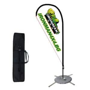 teardrop flag kit teardrop flag banner teardrop flag kit