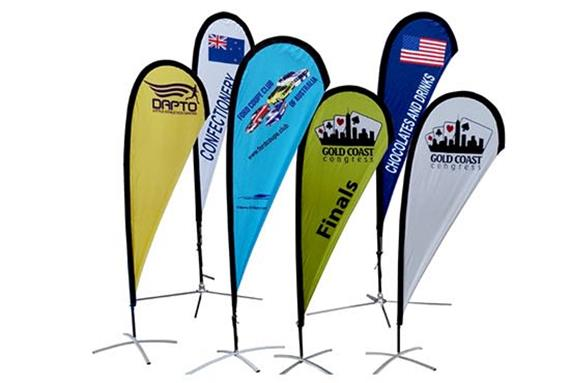 Feather Flags- Perfect for Helping Any Business Acquire New Customers
